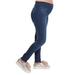 Jean con faja elastizada de jean Que Sera