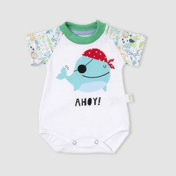 Body pirata bebé Cheito