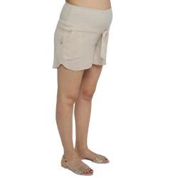 Short lino elastizado Que Sera
