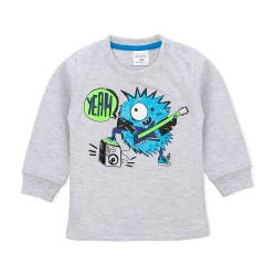 Remera bebe parches Ruabel