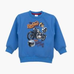 Buzo bebe moto Ruabel