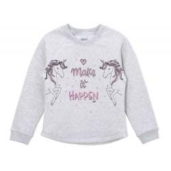Buzo unicornio nena Gepetto
