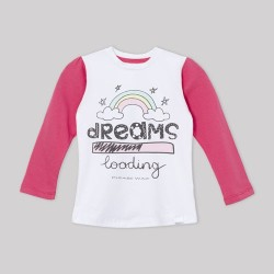Remera dreams nena Cheito