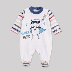 Enterito superheroe bebe Cheito