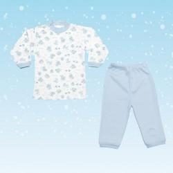 Pijama estampada bebe Gamise