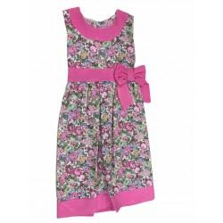 Vestido floreado nena Cherto