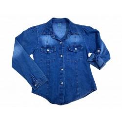 Camisa de jean nena Guimel
