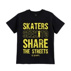 Remera skaters nene Gepetto