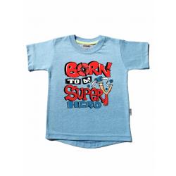 Remera manga corta bebe Gruny