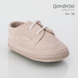Mocasin hueso bebe Gorditoo