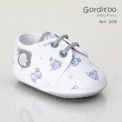 Zapato estampado bebe Gorditoo