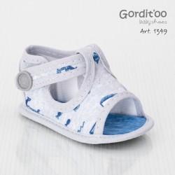 Sandalia estampado bebe Gorditoo