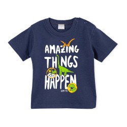 Remera amazing bebe Gepetto