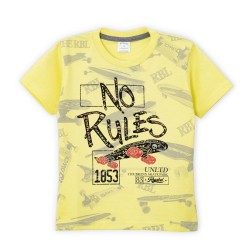 Remera nene estampada Ruabel