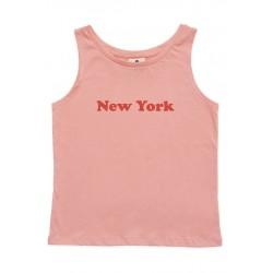 Musculosa nena New York Ely