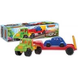 Camion transportador con 1 auto Duravit