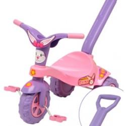 Triciclo 2 en 1 Bunny