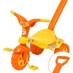 Triciclo 2 en 1 Leo