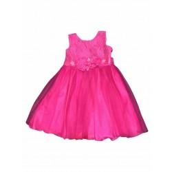 Vestido beba con tul y torerita Children Dior
