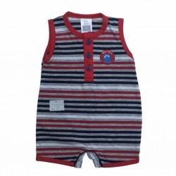 Enterito bebe rayado Premium Only Baby Verano Off